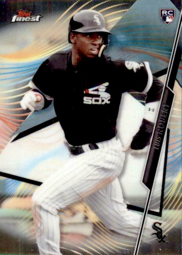 Luis Robert Rookie Cards Guide 18