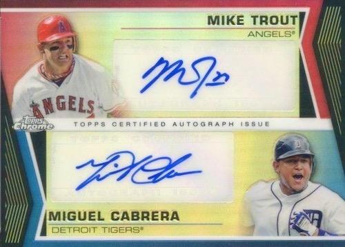 Top 10 Miguel Cabrera Baseball Cards 7