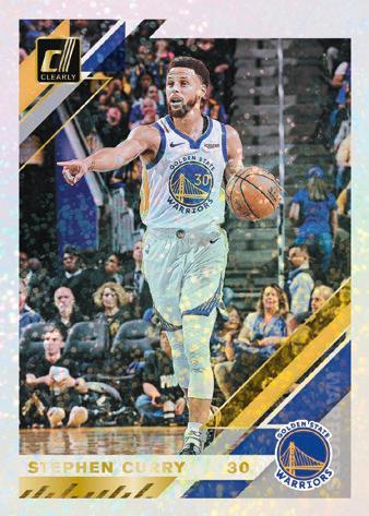 2019-20 Clearly Donruss Basketball Cards - Checklist Added 3