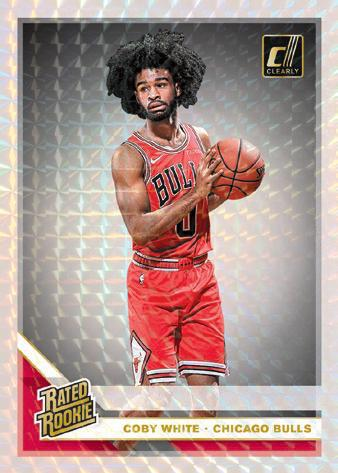 2019-20 Clearly Donruss Basketball Cards - Checklist Added 4
