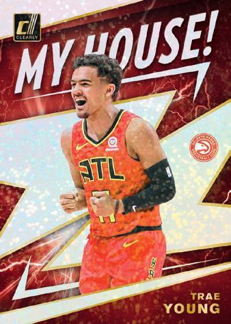 2019-20 Clearly Donruss Basketball Cards - Checklist Added 5