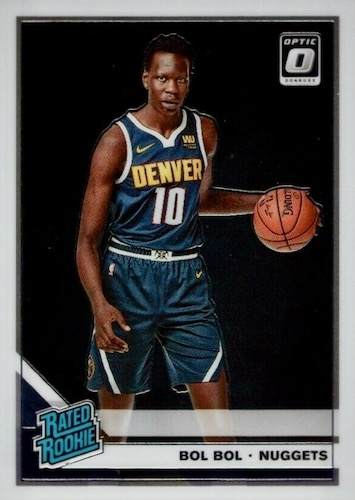 Top 2019-20 NBA Rookies Guide and Basketball Rookie Card Hot List 13
