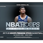 2019-20 NBA Hoops Premium Stock Basketball Cards
