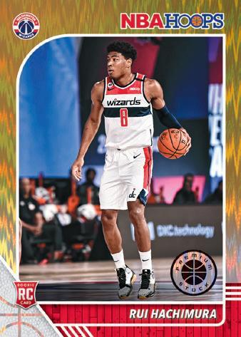 2019-20 NBA Hoops Premium Stock Basketball Cards - Checklist Added 3