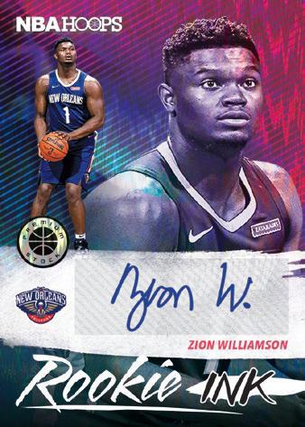 2019-20 NBA Hoops Premium Stock Basketball Cards 6