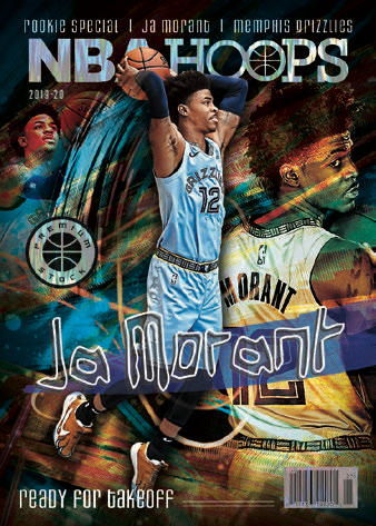 2019-20 NBA Hoops Premium Stock Basketball Cards 5