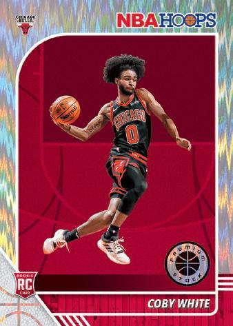 2019-20 NBA Hoops Premium Stock Basketball Cards 4