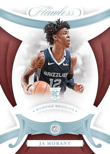 2019-20 Panini Flawless Basketball Cards 3