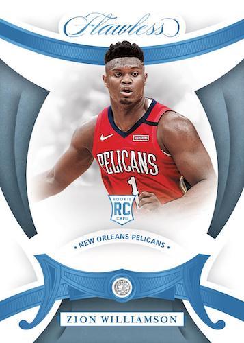 2019-20 Panini Flawless Basketball Cards 4