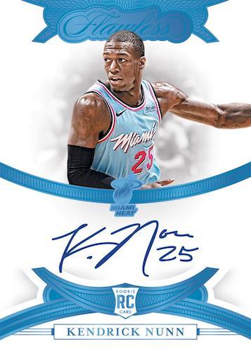 2019-20 Panini Flawless Basketball Cards 5