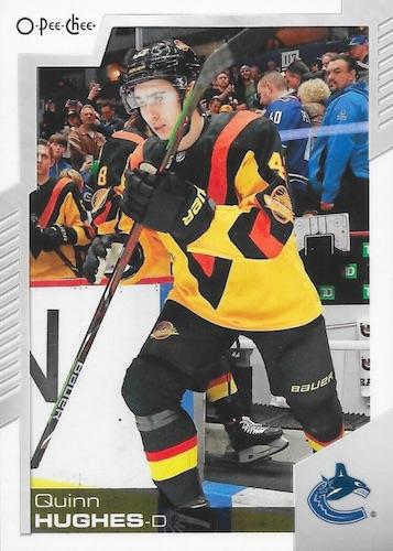 2020-21 O-Pee-Chee Hockey Cards 9