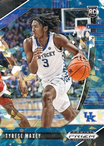 2020-21 Panini Prizm Draft Picks Basketball Cards 4