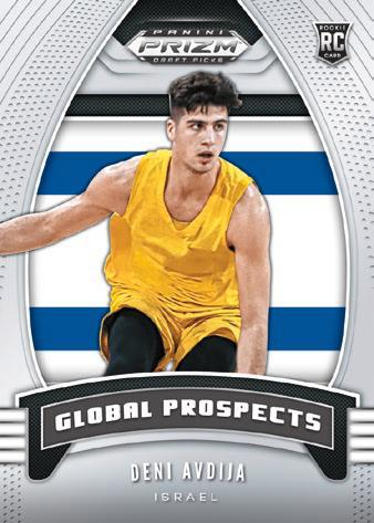 2020-21 Panini Prizm Draft Picks Basketball Cards 5