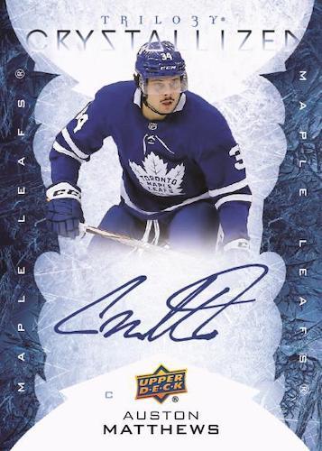 2020-21 Upper Deck Trilogy Hockey Cards 5