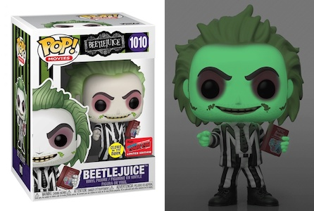 Ultimate Funko Pop Beetlejuice Figures Gallery and Checklist 11