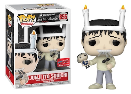 Funko Pop Junji Ito Collection Figures 1