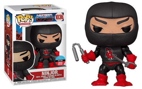2020 Funko New York Comic Con Exclusives Gallery and Shared List 39