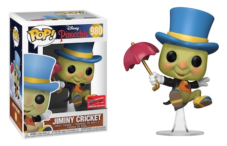 Ultimate Funko Pop Pinocchio Figures Checklist and Gallery 4