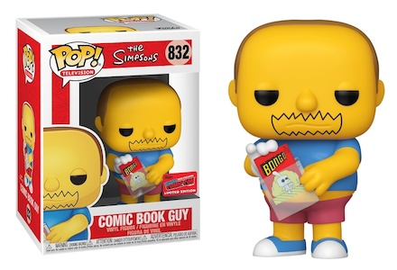 2020 Funko New York Comic Con Exclusives Gallery and Shared List 55