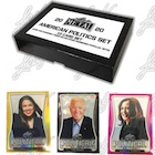 2020 Leaf Metal American Politics Set Trading Cards - Checklist Added