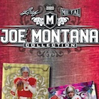 2020 Leaf Metal Joe Montana Collection Football Cards