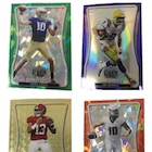 2020 Leaf Metal Quarterback Collection Football Cards - Checklist Added
