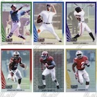 2020 Leaf Metal Rookie Set Multi-Sport Cards