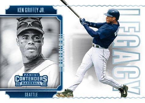 2020 Panini Contenders Baseball Cards 3