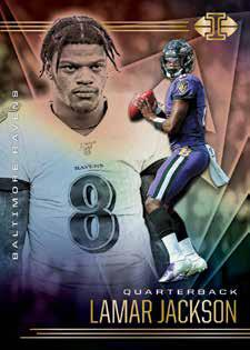 2020 Panini Illusions Football Cards 3
