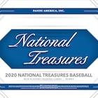 2020 Panini National Treasures Baseball Cards