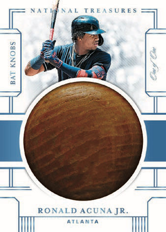 2020 Panini National Treasures Baseball Cards - Checklist Added 9