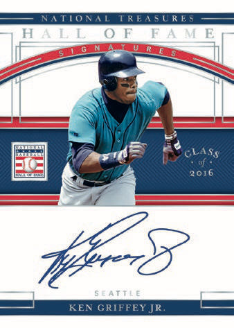 2020 Panini National Treasures Baseball Cards - Checklist Added 7