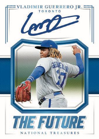 2020 Panini National Treasures Baseball Cards - Checklist Added 6