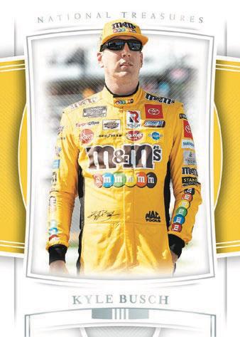 2020 Panini National Treasures Racing NASCAR Cards 3