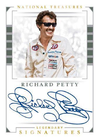 2020 Panini National Treasures Racing NASCAR Cards 4