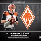 2020 Panini Phoenix Football Cards