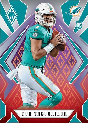 2020 Panini Phoenix Football Cards 1