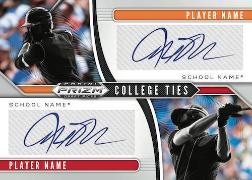 2020 Panini Prizm Draft Picks Baseball Cards 6