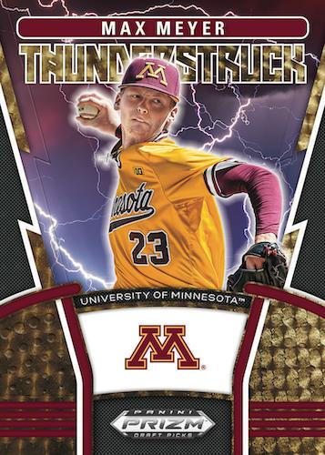 2020 Panini Prizm Draft Picks Baseball Cards 3