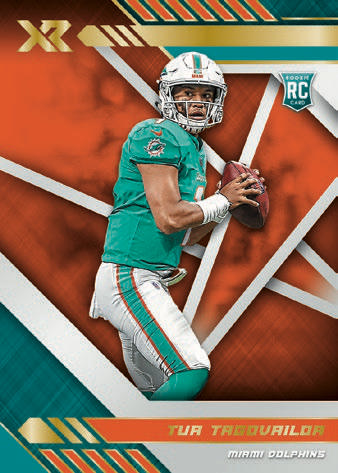 2020 Panini XR Football Cards 4