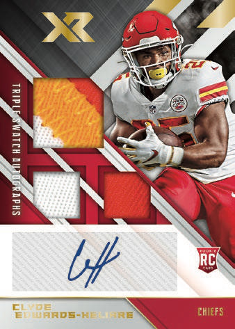 2020 Panini XR Football Cards 6