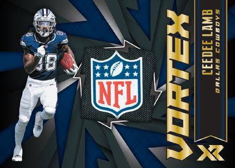 2020 Panini XR Football Cards 10