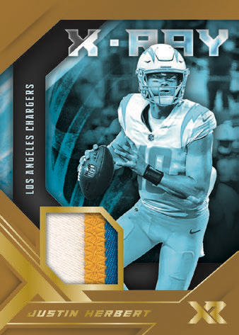 2020 Panini XR Football Cards 9