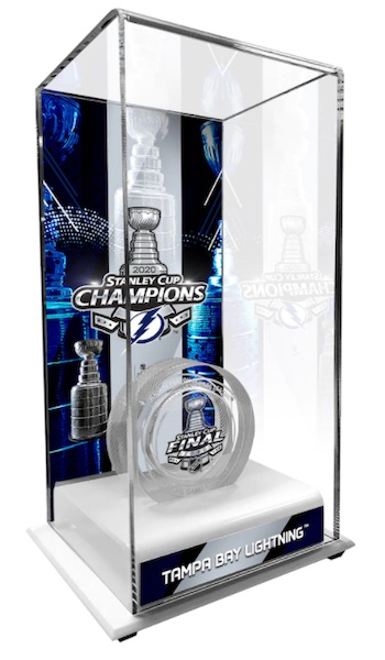 2020 Tampa Bay Lightning Stanley Cup Champions Memorabilia Guide 8