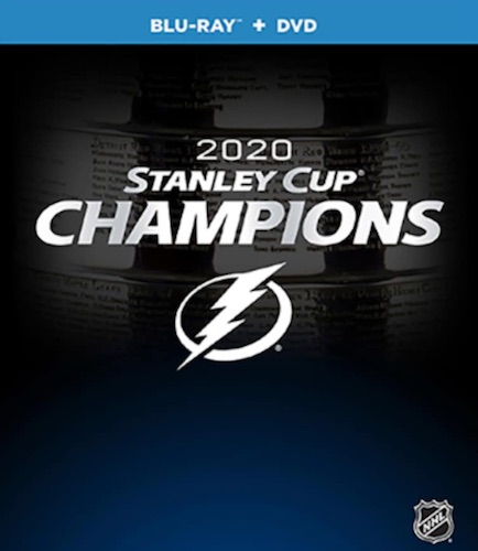2020 Tampa Bay Lightning Stanley Cup Champions Memorabilia Guide 12
