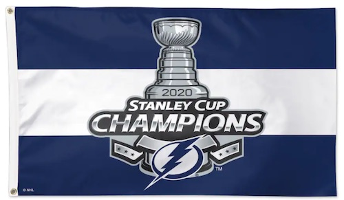 2020 Tampa Bay Lightning Stanley Cup Champions Memorabilia Guide 13