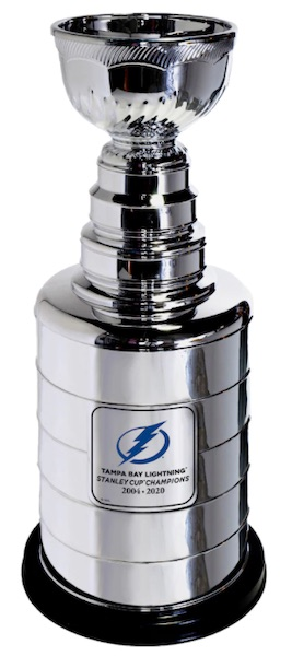 2020 Tampa Bay Lightning Stanley Cup Champions Memorabilia Guide 10