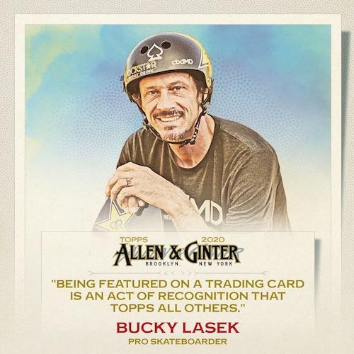 2020 Topps Allen & Ginter Non-Baseball Autographs Guide 8