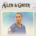 2020 Topps Allen & Ginter Non-Baseball Autographs Guide