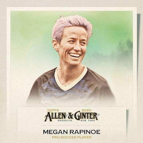 2020 Topps Allen & Ginter Non-Baseball Autographs Guide 28